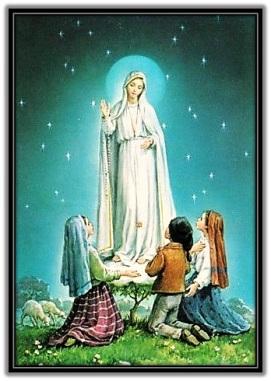 Virgen de Fátima 13 de julio