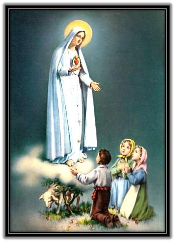 Virgen de Fátima 13 de junio