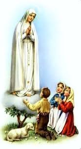 Virgen de Fátima 13 de mayo