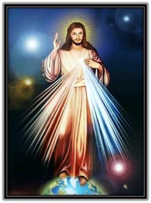 Jesús de la Divina Misericordia y el Universo