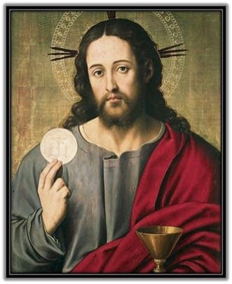 Jesucristo y Eucaristía