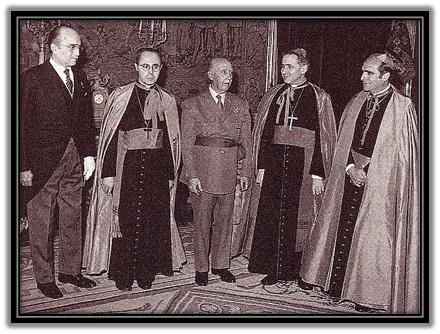 José Guerra Campos - Francisco Franco