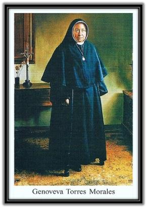 Madre Genoveva Torres Morales