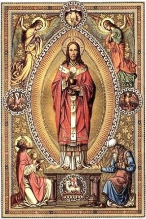 Nuestro Señor Jesucristo Sumo y Eterno Sacerdote