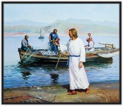Seguir a Jesucristo