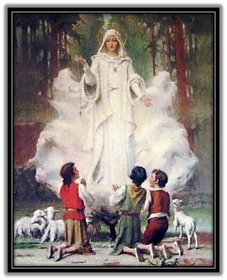 Virgen de Fátima 13 de Septiembre