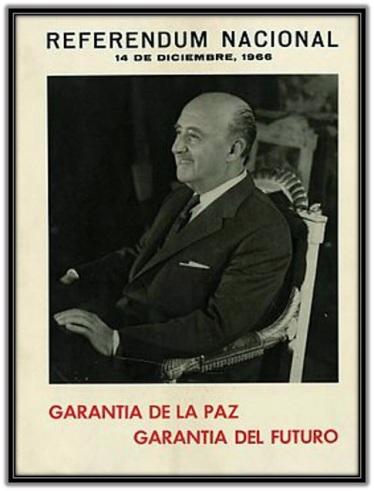 Franco 25 años de Paz