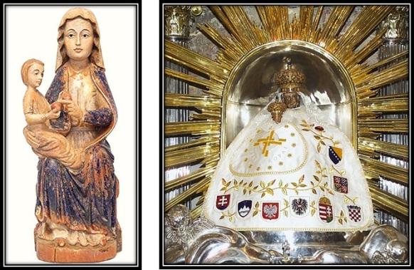 Nuestra Señora de Mariazell - AUSTRIA