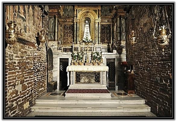 Santa Casa de la Virgen María en Loreto - ITALIA
